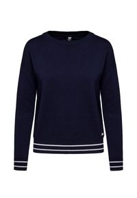 Niebieski sweter Helly Hansen na lato, na spacer, sportowy