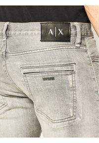 Szare jeansy Armani Exchange #6