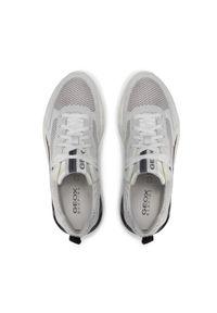 Geox Sneakersy U Grecale C U158ZC 02214 C1352 Biały. Kolor: biały