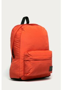 Pomarańczowy plecak Vans