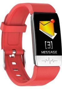 Smartwatch WATCHMARK T1 Czerwony (T1 czerwony). Rodzaj zegarka: smartwatch. Kolor: czerwony