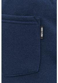 Only & Sons - Spodnie. Okazja: na co dzień. Kolor: niebieski. Styl: casual