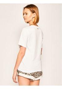 Biały t-shirt Laurèl