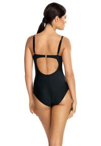 Czarny strój kąpielowy Lorin