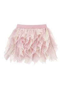 LaVashka Spódnica Fru Fru 17F-B M Różowy Regular Fit. Kolor: różowy