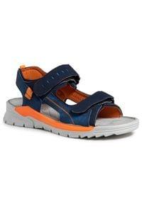 Niebieskie sandały Ricosta