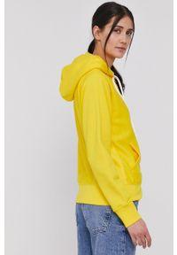 Polo Ralph Lauren - Bluza. Okazja: na co dzień. Typ kołnierza: polo. Kolor: żółty. Styl: casual #2