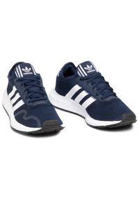 Adidas - adidas Buty Swift Run X FY2115 Granatowy. Kolor: niebieski. Sport: bieganie