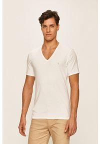 Biały t-shirt Calvin Klein Underwear na co dzień, casualowy