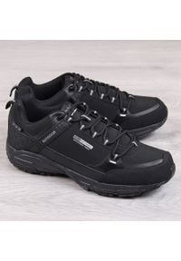 Czarne buty sportowe DK