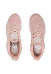 Refresh - Sneakersy REFRESH - 72940 Nude. Okazja: na co dzień. Kolor: różowy. Materiał: skóra ekologiczna, materiał. Szerokość cholewki: normalna. Styl: casual #5
