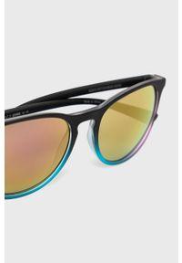 Wielokolorowe okulary przeciwsłoneczne Uvex owalne