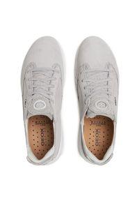 Geox Sneakersy D Aerantis A D02HNA 022RY C1010 Szary. Kolor: szary