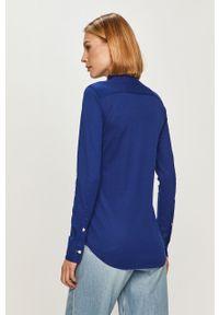 Niebieska koszula Polo Ralph Lauren długa, na co dzień