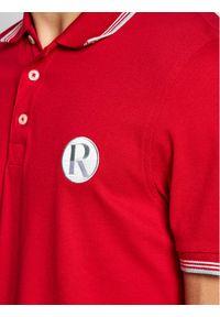 Czerwona koszulka polo Roy Robson polo