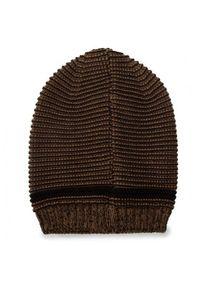 Brązowa czapka zimowa Gino Rossi
