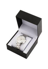 Srebrny zegarek bonprix