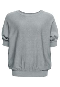 Srebrny sweter bonprix