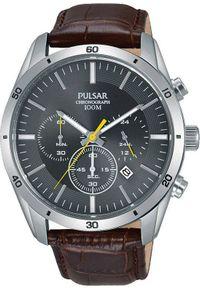 Zegarek Pulsar Zegarek Pulsar męski chronograf PT3837X1 uniwersalny