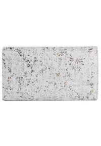 Biały portfel Giovani