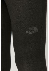 Czarne legginsy sportowe The North Face