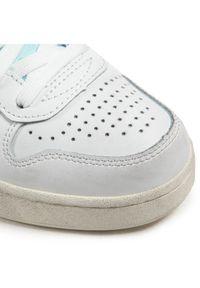 Białe sneakersy Diadora