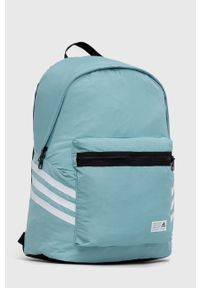 Adidas - adidas - Plecak. Kolor: niebieski