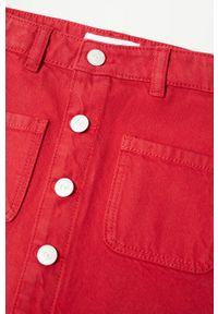 Czerwona spódniczka Mango Kids