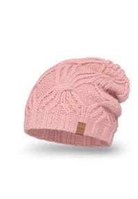 Różowa czapka PaMaMi