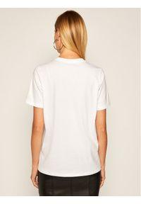 Biały t-shirt Michael Kors z nadrukiem