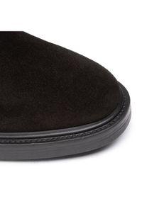 Czarne buty zimowe GANT