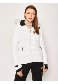 Biała kurtka sportowa Rossignol narciarska