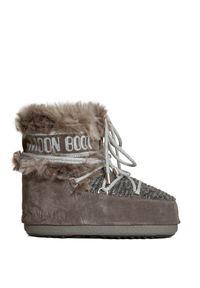 Buty zimowe Moon Boot z cholewką, klasyczne