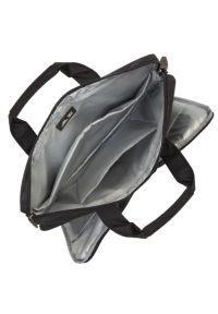 Czarna torba na laptopa RIVACASE młodzieżowa #6