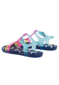 Niebieskie sandały Gioseppo casualowe, na co dzień