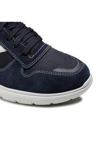 Geox Sneakersy U Sestiere C U029DC 02211 C4002 Granatowy. Kolor: niebieski #5