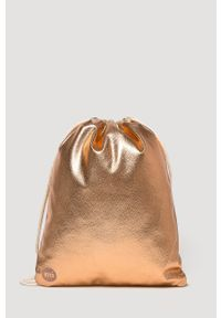 Pomarańczowy plecak Mi-Pac