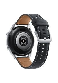 Srebrny zegarek SAMSUNG elegancki, smartwatch #6