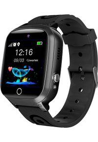 Smartwatch GoGPS SMARTWATCH DLA DZIECI LOKALIZATOR GPS GoGPS K17. Rodzaj zegarka: smartwatch