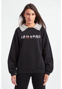 Ermanno Firenze - BLUZA ERMANNO FIRENZE. Materiał: koronka. Wzór: koronka, aplikacja, nadruk