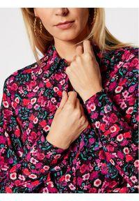 Guess Sukienka koszulowa W1RK90 WDDE0 Kolorowy Regular Fit. Okazja: na co dzień. Wzór: kolorowy. Typ sukienki: koszulowe, proste. Styl: casual