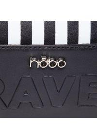 Nobo - Kosmetyczka NOBO - NCOS-I0040-C020 Czarny. Kolor: czarny. Materiał: skóra