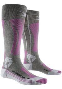 X-Socks - X-SOCKS Skarpety narciarskie damskie APANI. Sport: narciarstwo