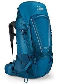 Lowe Alpine Plecak Diran 65:75 monacoure. Kolor: niebieski. Styl: klasyczny