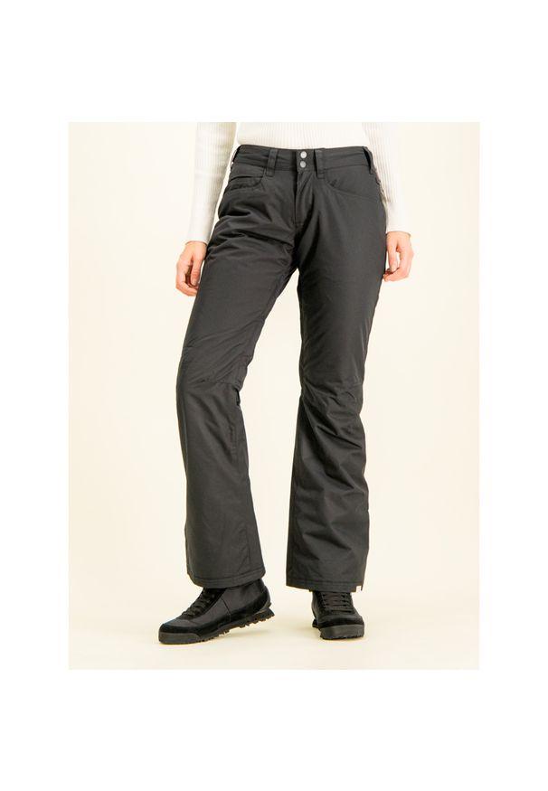Czarne spodnie narciarskie Roxy