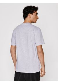 Prosto. - PROSTO. T-Shirt KLASYK Cesar 1032 Szary Regular Fit. Kolor: szary
