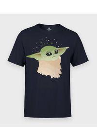 MegaKoszulki - Koszulka męska Star Wars Baby Yoda. Materiał: bawełna. Wzór: motyw z bajki