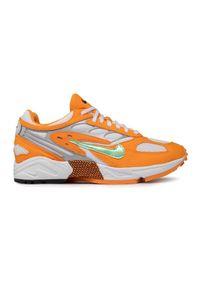 Nike Buty Air Ghost Racer AT5410 800 Pomarańczowy. Kolor: pomarańczowy