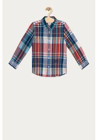 Wielokolorowa koszula Pepe Jeans długa, klasyczna