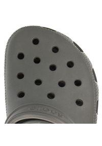 Crocs - Klapki CROCS - Classic 10001 Slate Grey. Kolor: szary. Materiał: materiał. Sezon: lato